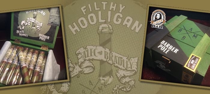 Alec Bradley Filthy Hooligan – Barber Pole 2016 Release