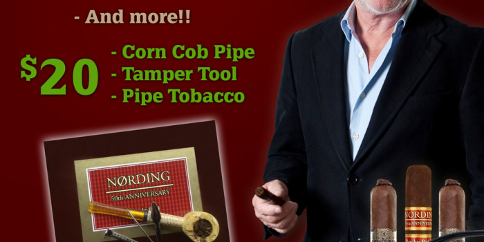The Art of Pipe Smoking Class + Pipe and Cigar event with Erik Nording
