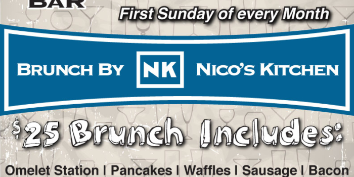 """World Famous"" Sunday Brunch at GCTC"