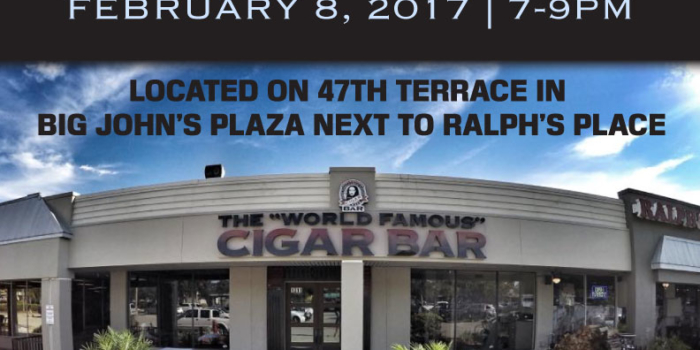 """World Famous"" Cigar Bar – Cape Coral Grand Opening"