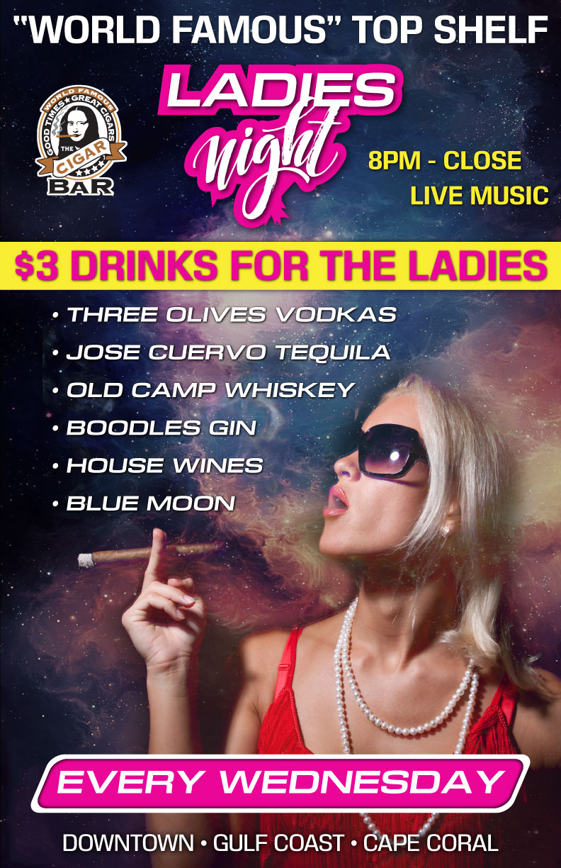 Ladies night cape coral