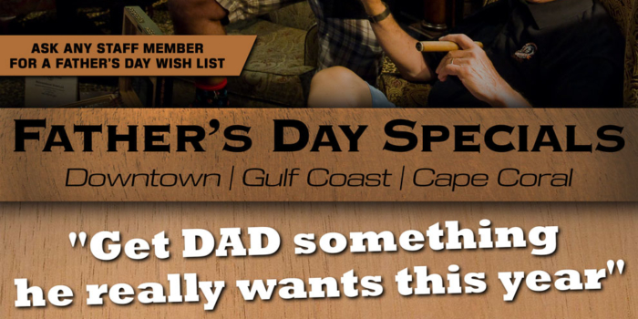 Father's Day Specials